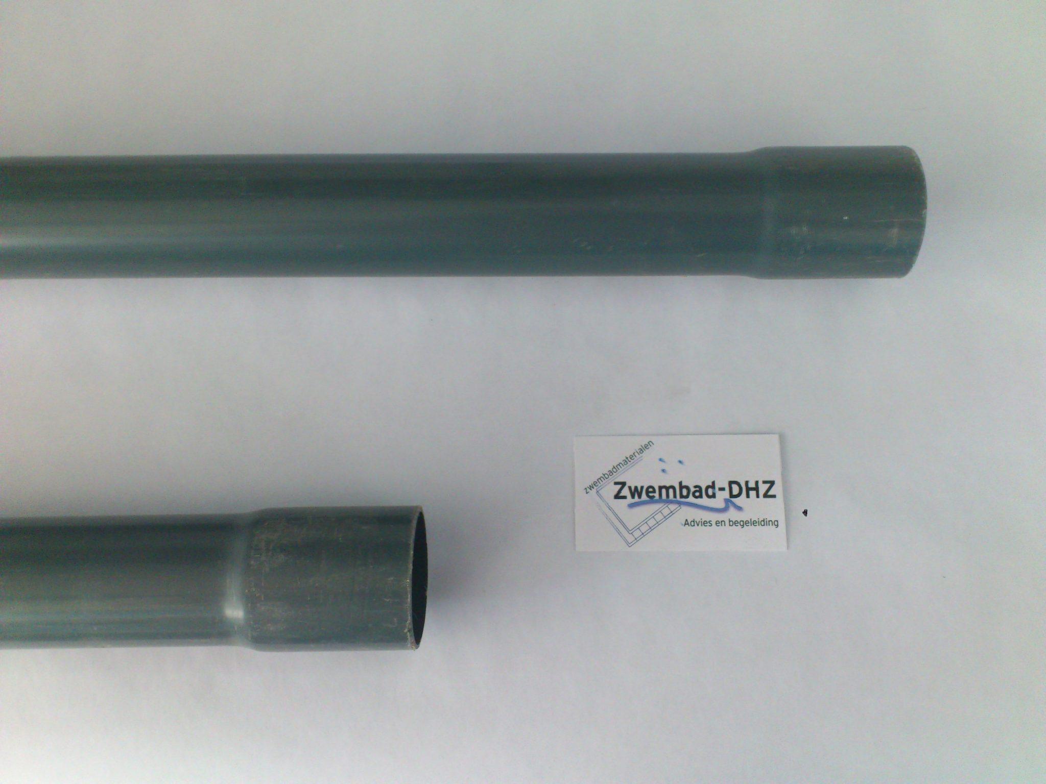 PVC buis 50 mm 7,5 bar (prijs per mtr)-0