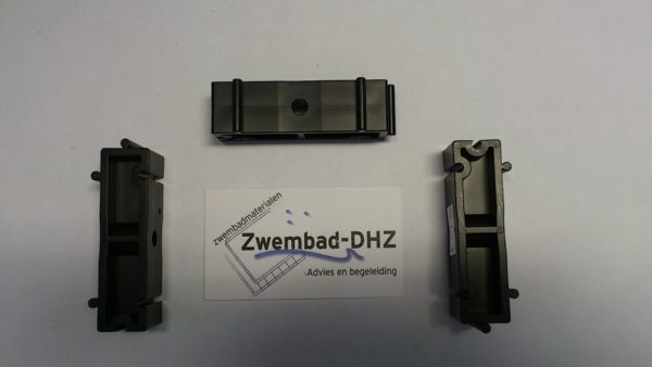 Vulblokje voor buisklem 50 mm-0
