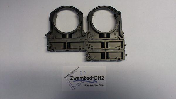 Vulblokje voor buisklem 50 mm-879