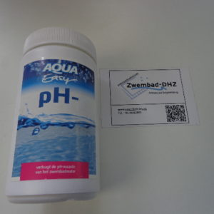 Aqua easy pH- / 1,5kg-0