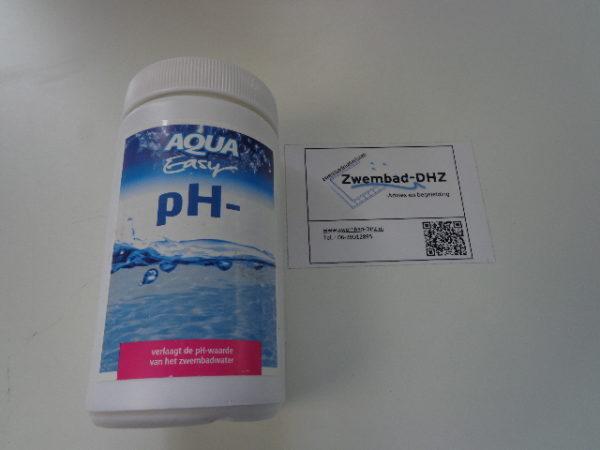 Aqua easy pH- / 1,5kg-0
