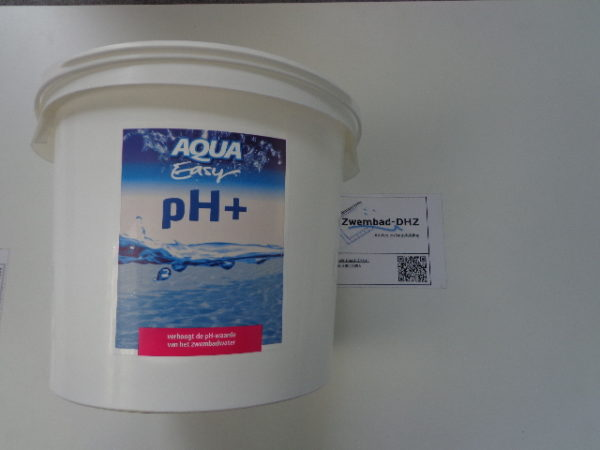 Aqua easy pH+ / 5kg-0