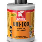 griffon PVC lijm, UNI100 / 500 ml, met kwast-0