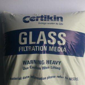 Filterglas (Eco Glass Filter Media) zak 25 kg type 2 (grof) -0