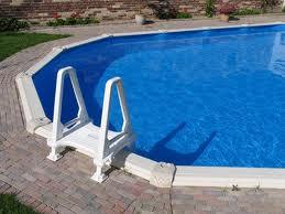 Interline Zwembad Century 6,1 x 3,6 x 1,32 diep (voor opbouw en inbouw)-0