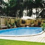 Interline Zwembad Century 6,1 x 3,6 x 1,32 diep (voor opbouw en inbouw)-528