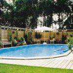 Interline Zwembad Century 7,3 x 3,6 x 1,32 diep (voor opbouw en inbouw)-0