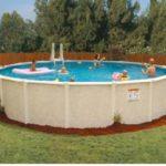 Interline Zwembad Century 4,6 x 1,32 diep (voor opbouw en inbouw)-522