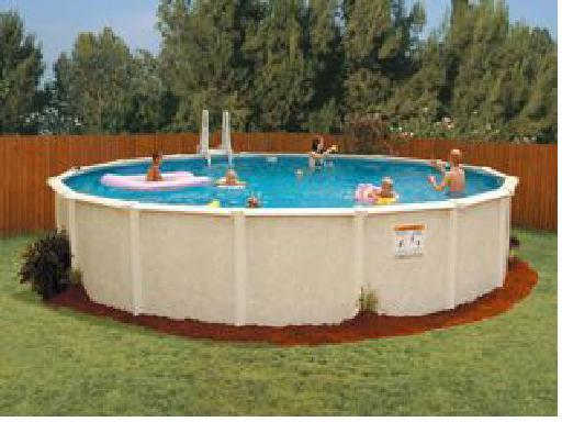 Interline Zwembad Century 5,5 x 1,32 diep (voor opbouw en inbouw)-526