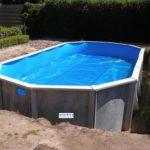 Interline Zwembad Century 3,6 x 1,32 diep (voor opbouw en inbouw)-537
