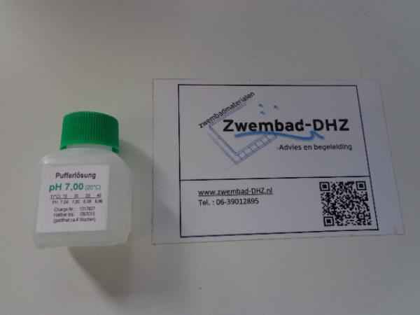 Buffervloeistof pH7, 50 ml (voor calibratie doseerinstallaties)-0