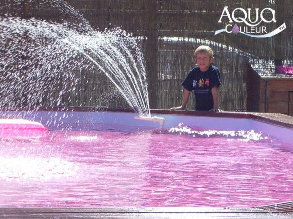 UW ZWEMBADWATER EEN ANDERE KLEUR !! Aqua Couleur, 1000 ml -611
