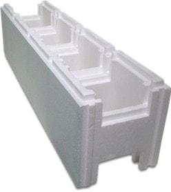 styropool snelbouwblokken 125x50x25 -0
