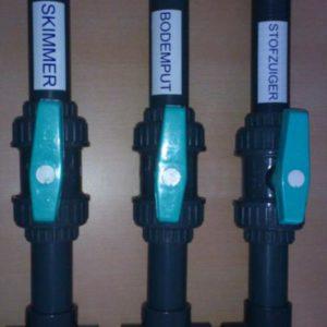 """Zwembad sticker """"BODEMPUT"""" (geen verzendkosten)-919"""