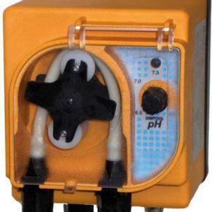 Simpool analoge pH-regeling -0
