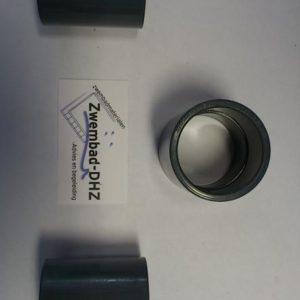 PVC Sok 63 mm gelijmd PN16-0