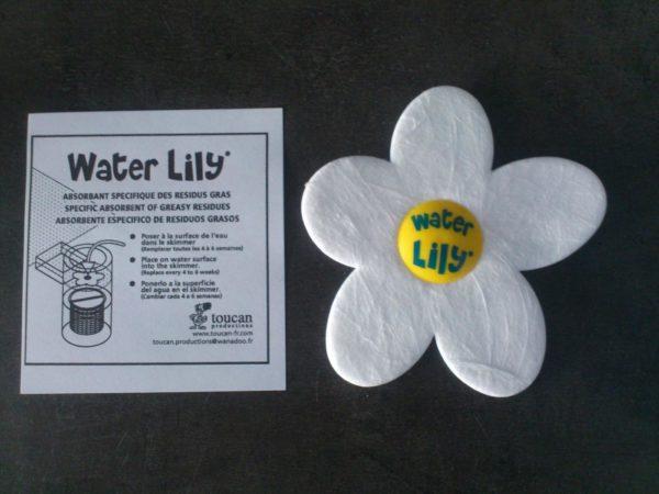 Absorbeermiddel voor vetresten (Water Lily)-1338