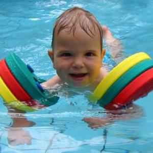 Delphin zwemschijven-0