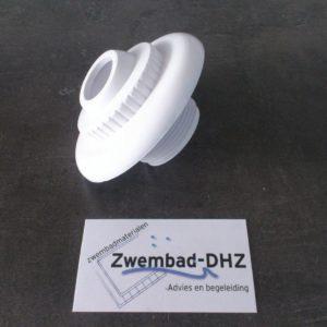 """Hayward nozzle 1.1/2"""" buitendraad (18 mm)-0"""