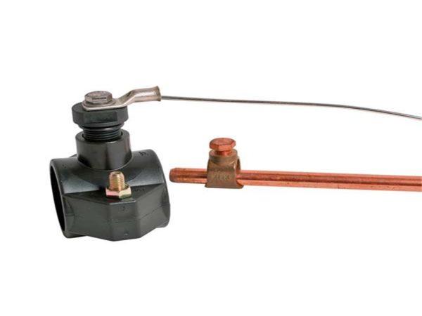 Aardings-set voor leiding 63 mm-0