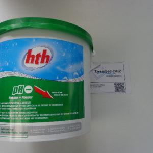 HTH pH minus poedervorm / 5 kg-0