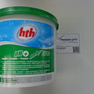HTH pH plus poedervorm / 5 kg-0
