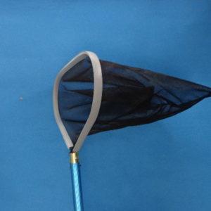 Schepnet met diepe zak, aluminium frame-2212