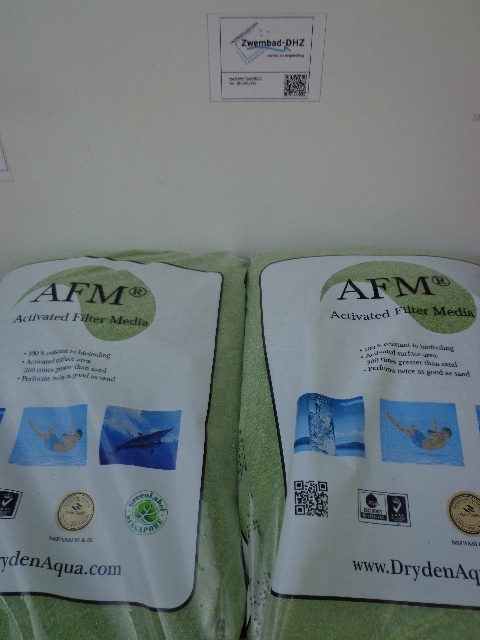 AFM-2 (Actief Filter Medium) zak 25 kg / 1.0-2.0 mm-0