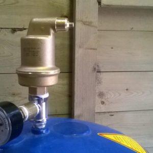 """Automatisch ontluchtingsventiel voor zandfilter (aansluiting 1/2"""" F)-2862"""