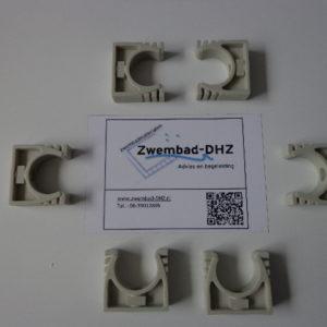 Buisklem 32 mm-2116