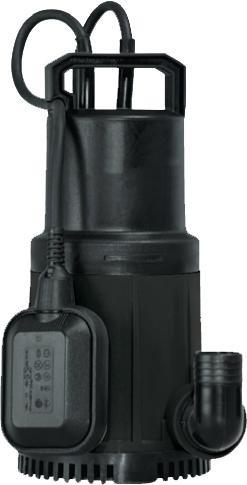 DAB dompelpomp type NOVA SALT (geschikt voor zoutwater) 230V-0
