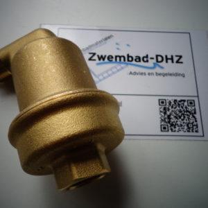 """Automatisch ontluchtingsventiel voor zandfilter (aansluiting 1/2"""" F)-0"""