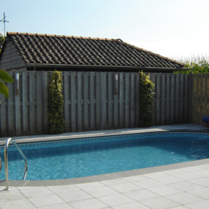 Pomaz Pools ovaal 8.20 mtr x 4,20 mtr 1,2 mtr / 35m3 inhoud-0