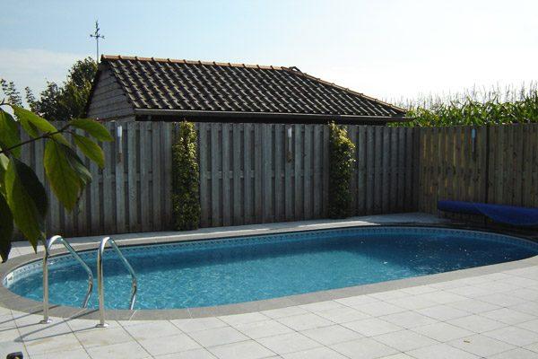 Pomaz Pools ovaal 7.50 mtr x 3,50 mtr 1,5 mtr / 33m3 inhoud-2059