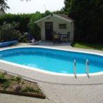 Pomaz Pools ovaal 8.20 mtr x 4,20 mtr 1,5 mtr / 44m3 inhoud-2065