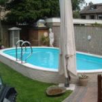 Pomaz Pools ovaal 9.50 mtr x 4,20 mtr 1,5 mtr / 50m3 inhoud-0