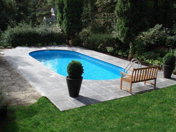 Pomaz Pools ovaal 8.20 mtr x 4,20 mtr 1,5 mtr / 44m3 inhoud-0