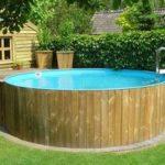 Pomaz Pools rond 3,50 mtr x 1,2 mtr / 11m3 inhoud-2004