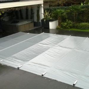 Securit 4-seizoenen afdekking (Veiligheidsafdekking) 650 gr/m2 : PREMIER-0