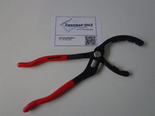 Professionele PVC tang voor koppelingen 52-129 mm (incl. Verzendkosten in Nederland)-0
