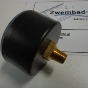 "Astral manometer (drukmeter) set 0 - 3 bar / aansluiting 1/8"" draad-2394"