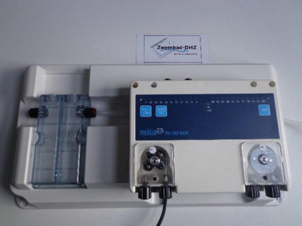 """Meiblue pH / Redox doseerunit """"basic Pro"""" (met flowsensor) VOORGEMONTEERD PLUG & PLAY-2374"""