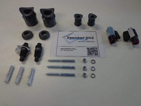 """Meiblue pH / Redox doseerunit """"basic Pro"""" (met flowsensor) VOORGEMONTEERD PLUG & PLAY-2375"""