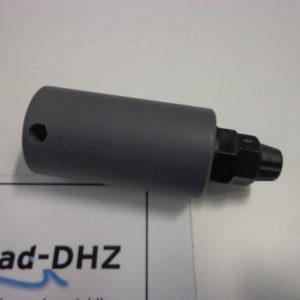 Voetfilter / voetventiel voor aanzuigslang 4x6 mm-0