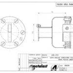 Drijflijnanker RVS-316 (Astral) voor foliebaden-2646