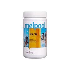 Melpool Chloor 55/G granulaat (organisch) 1 kg-0