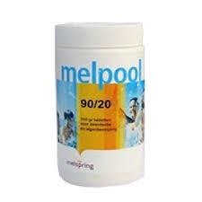 Melpool Chloor 90/20 tabletten (organisch) 1 kg-0