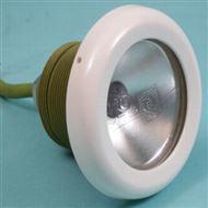 """MTS SPA lamp 50W - 12V met witte sierflens (2"""" draad)-0"""
