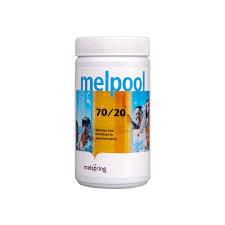 Melpool Chloor 70/20 tabletten (anorganisch) 1 kg-0