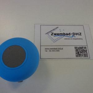 Shower speaker (kleur blauw)-0